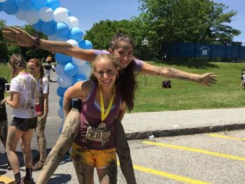 Your First Mud Run at Naples