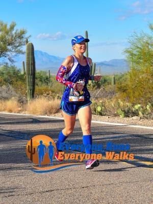 TMC Veterans Day Half Marathon and 5k at Old Tucson