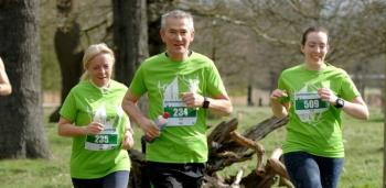 Richmond Park June 5k and 10k Run