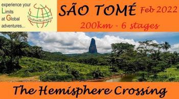 3rd GlobalLimits São Tomé - The Hemisphere Crossing