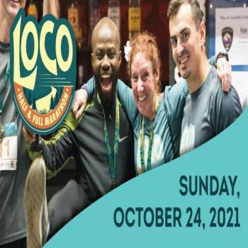 Loco Half and Full Marathon