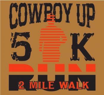 Cowboy Up 5K / 2 Mile Walk