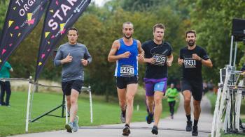 The Regent's Park, 10k Summer Series, September 2021