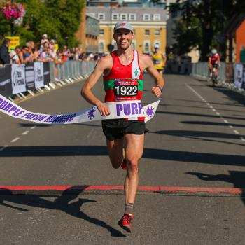 Maidenhead Half Marathon, September 2021