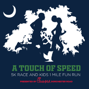 A Touch of Speed 5K and Kid's 1 Mile Fun Run