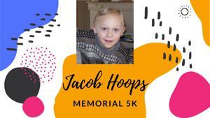 Jacob Hoops Memorial 5K Run