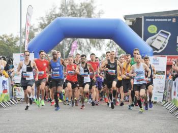 The Nationwide Building Society New Swindon Half Marathon, 19th September
