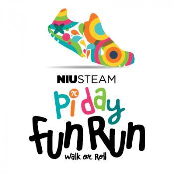 NIU STEAM Pi Day Fun Run