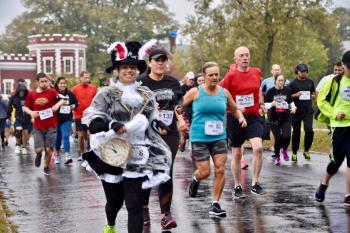 Bayside Historical Society's 20th Annual Totten Trot 5K Foot Race and Kids' Fun Run