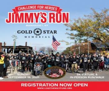Jimmy's Gold Star Memorial Run