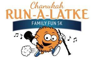 Chanukah Run-a-Latke 5K