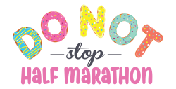 Donot Stop Half Marathon - Columbia