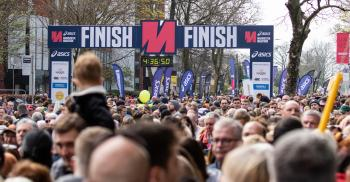 Therme Manchester Marathon, 3rd April 2022, Old Trafford, Manchester