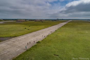 Heyford Airbase Duathlon and Runway Races June 2022