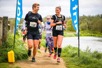 The Fox Ultra, Marathon, Half Marathon and Relay event, 18 September 2021