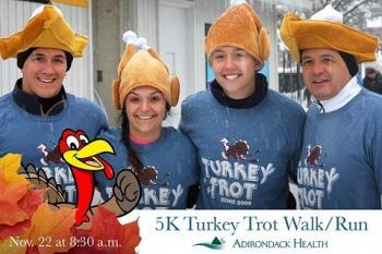 Adirondack Health Turkey Trot