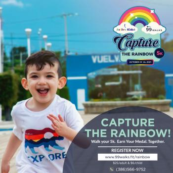 Capture the Rainbow 5k