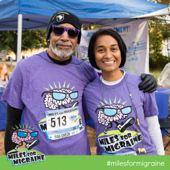 Miles for Migraine 2-mile Walk, 5K Run and Relax Miami Event
