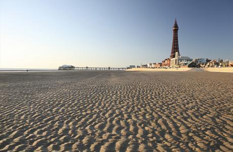 Blackpool 10K Beach Run