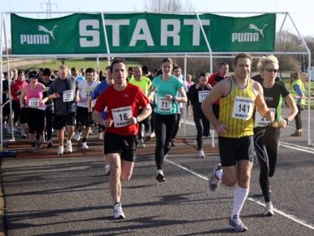 St. Lukes 10 Mile Run