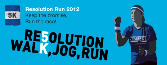 Resolution 5K Run , Bristol