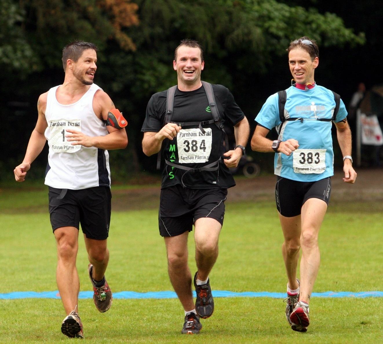 The Farnham Pilgrim Marathon & Half-Marathon