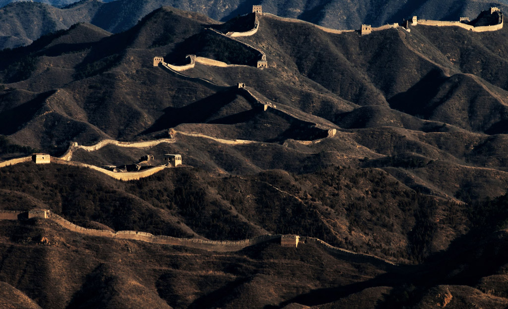 Great Wall of China Marathon 2012