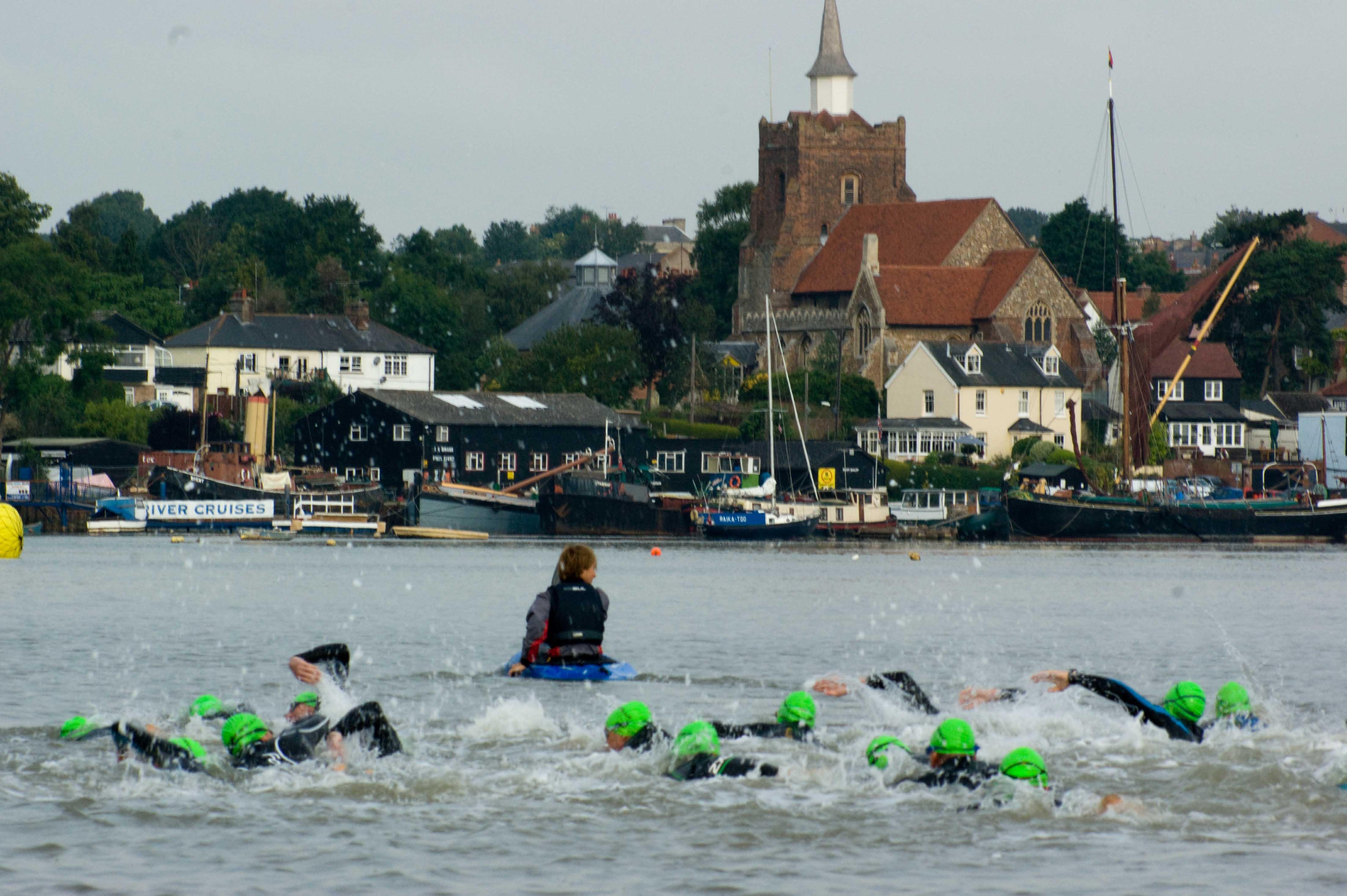 The Maldon Triathlon Olympic Distance