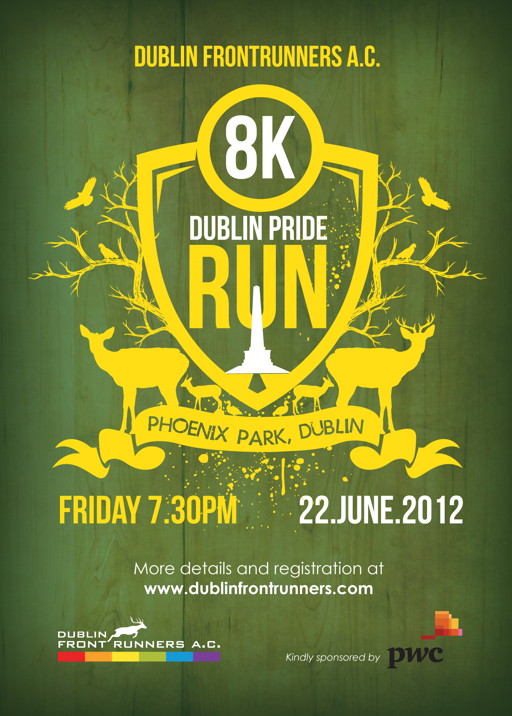 Dublin 8k Pride Run