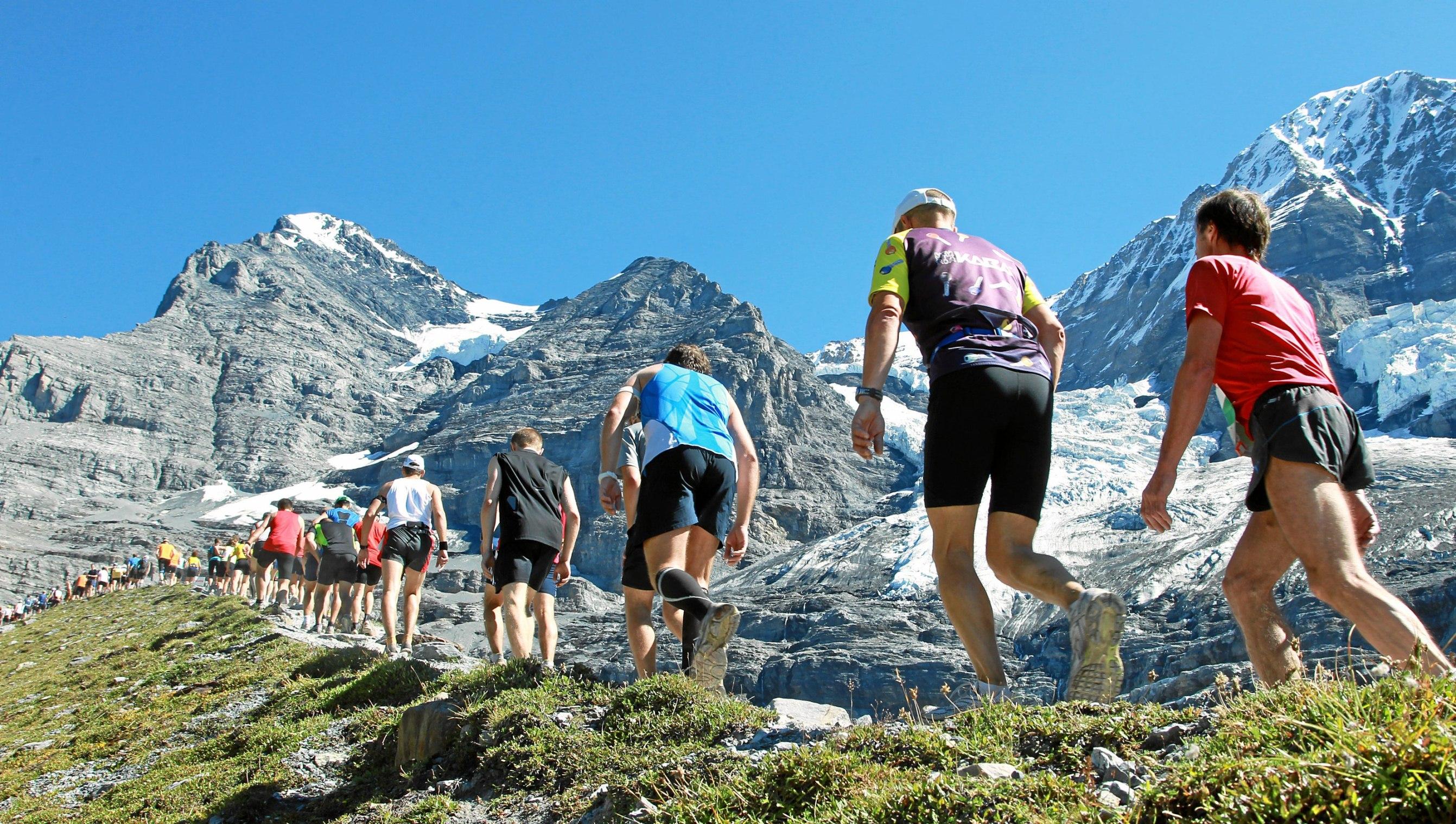 20. Jungfrau-Marathon 2012 / long distance mountain running world championships