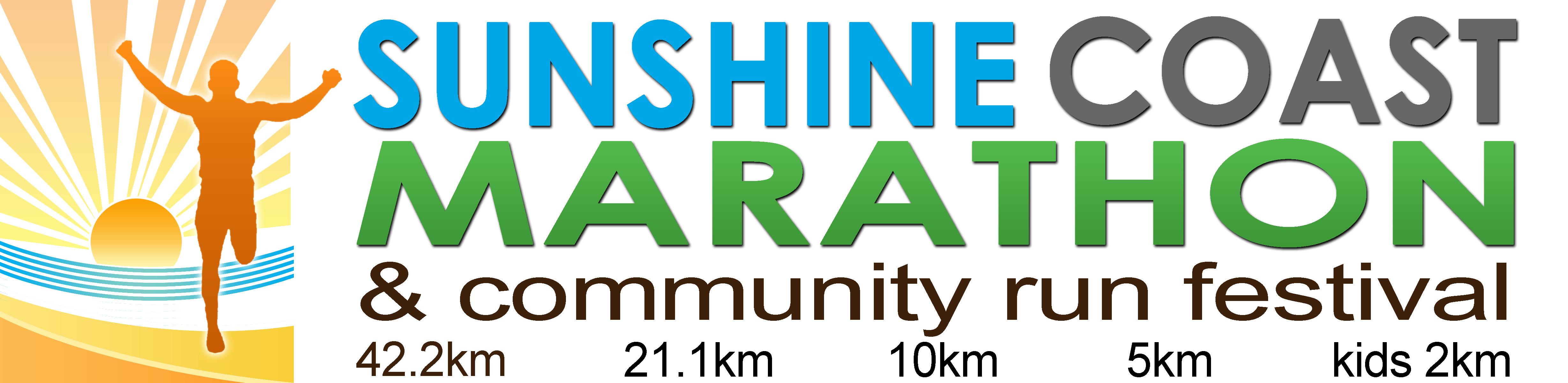 Sunshine Coast Marathon & Community Run Festival 2012