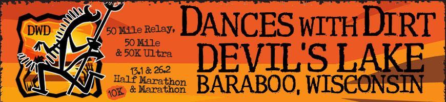 Dances With Dirt Devil's Lake