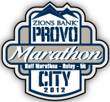 Provo City Marathon, Half Marathon & 5k