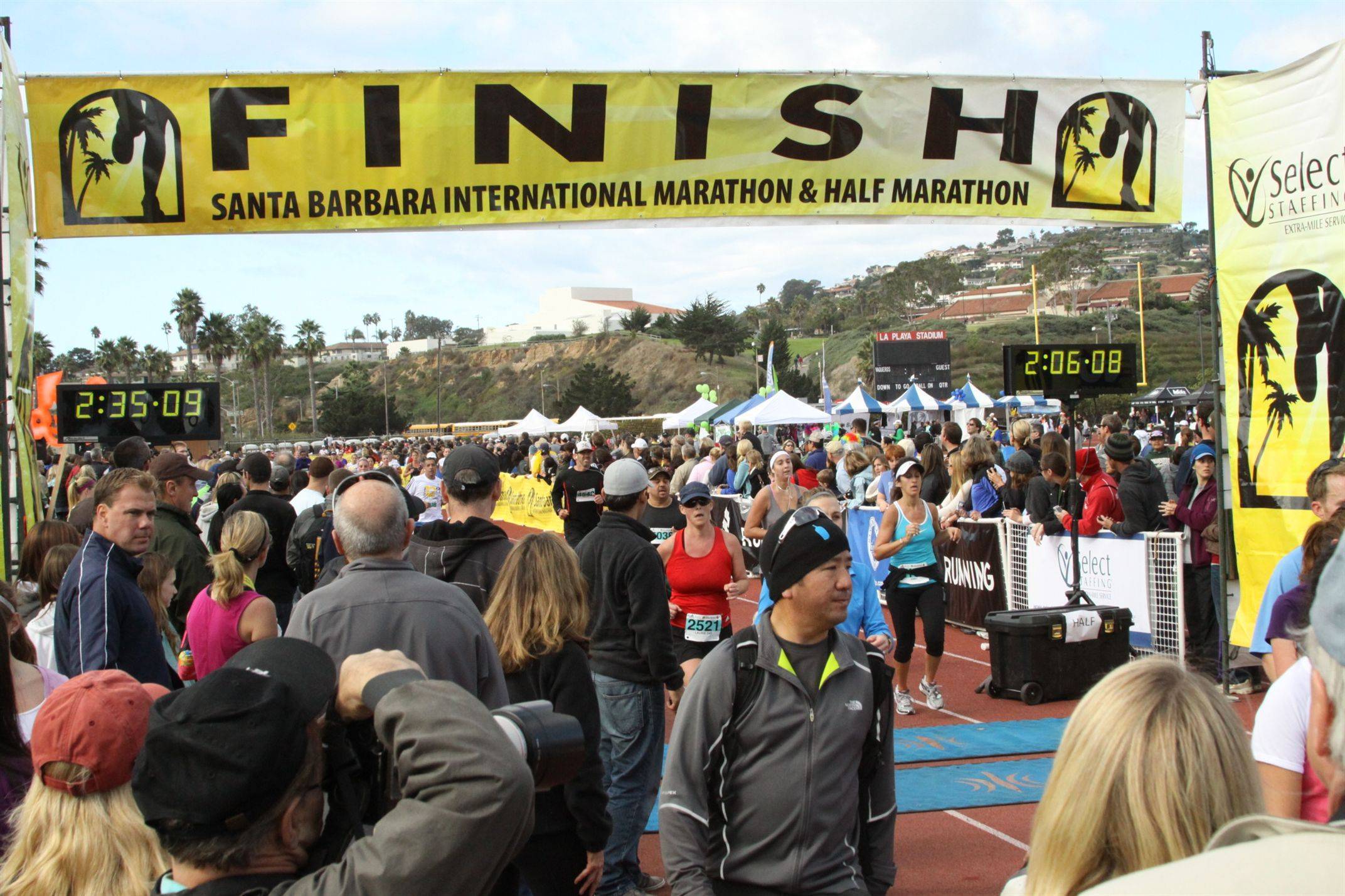 Santa Barbara International Marathon