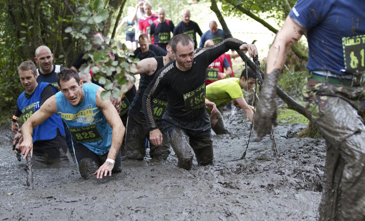 X-Runner Wild Warrior 10k Obstacle Race