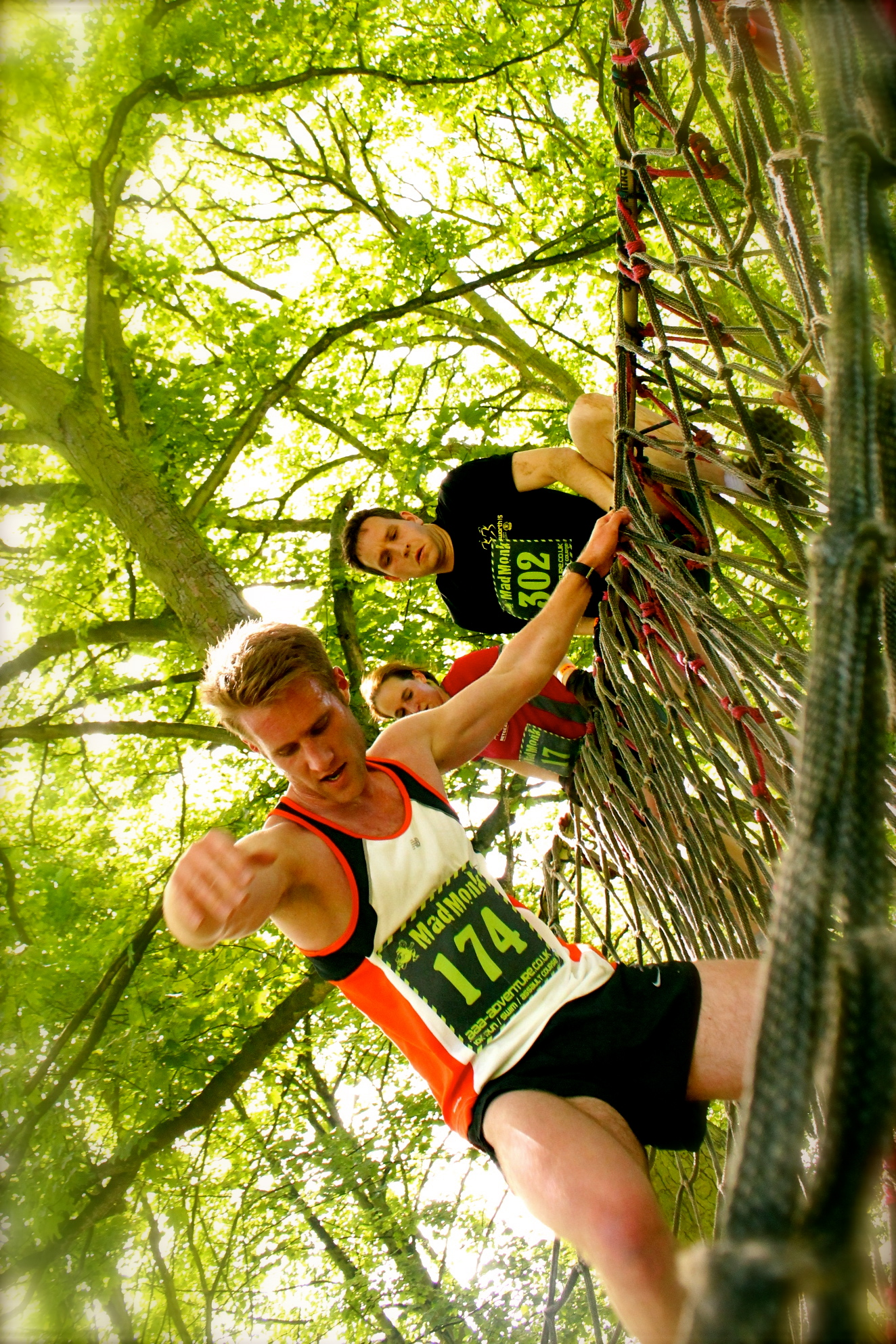 X-Runner Mad Monk 10k Obstacle Adventure Race