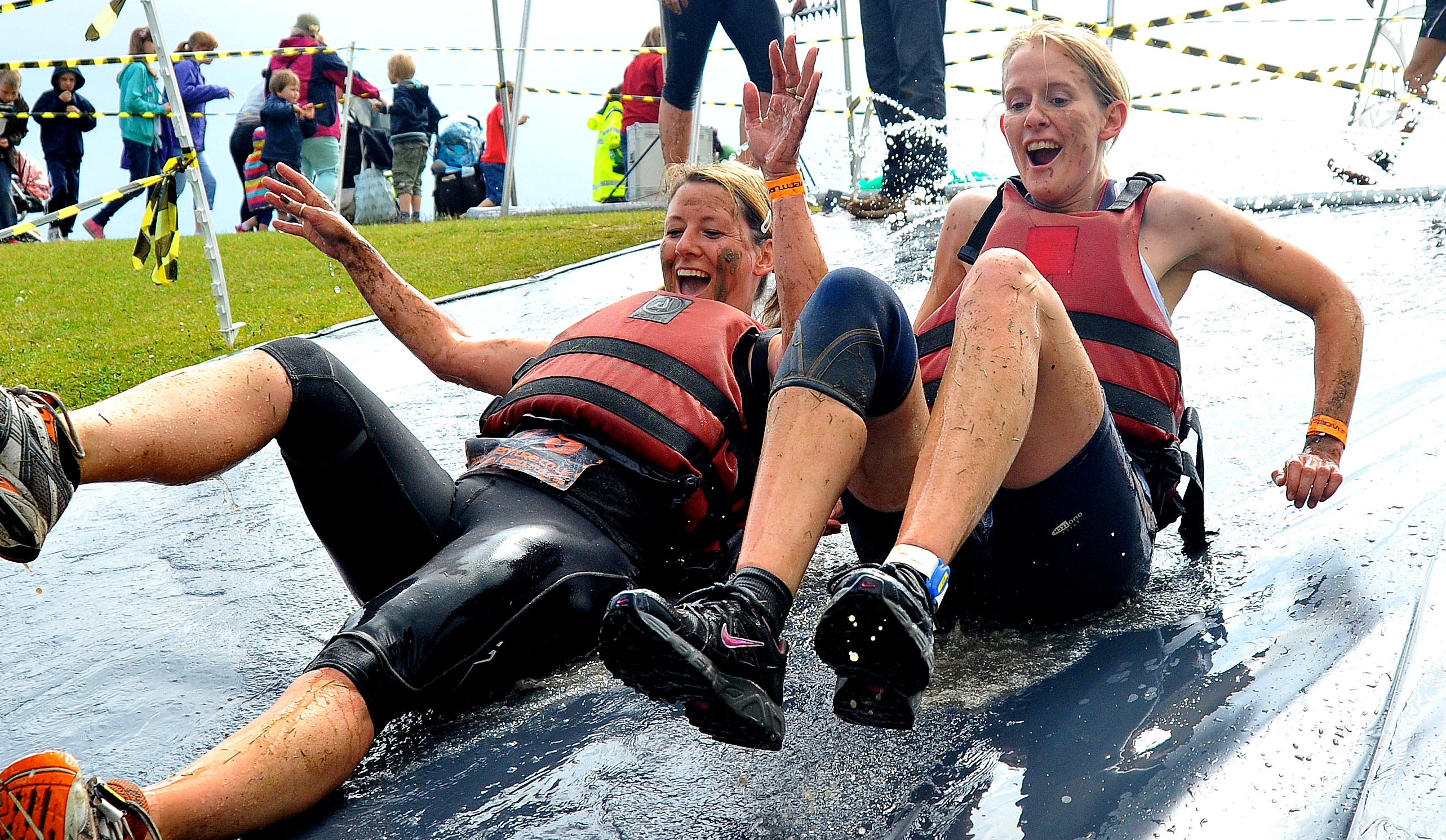 X-Runner Water Wipeout 10k Obstacle Race