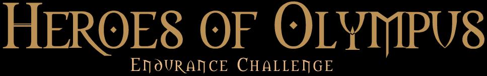 Heroes of Olympus Endurance Challenge