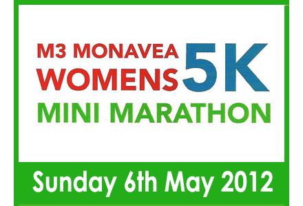 M3 Monavea Women's 5k Mini Marathon 2012