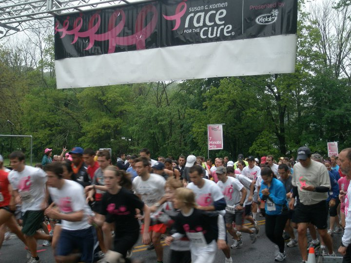 Race for the Cure - North Jersey Susan G. Komen