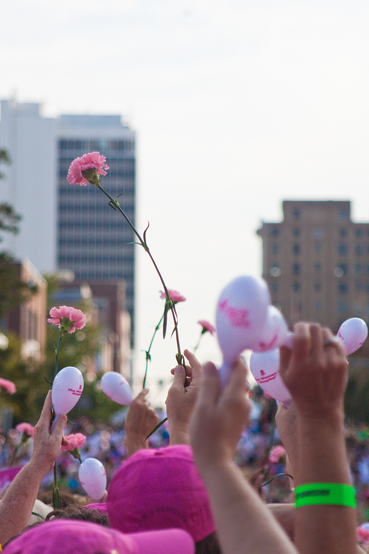 Komen Evansville Tri-State Race for the Cure