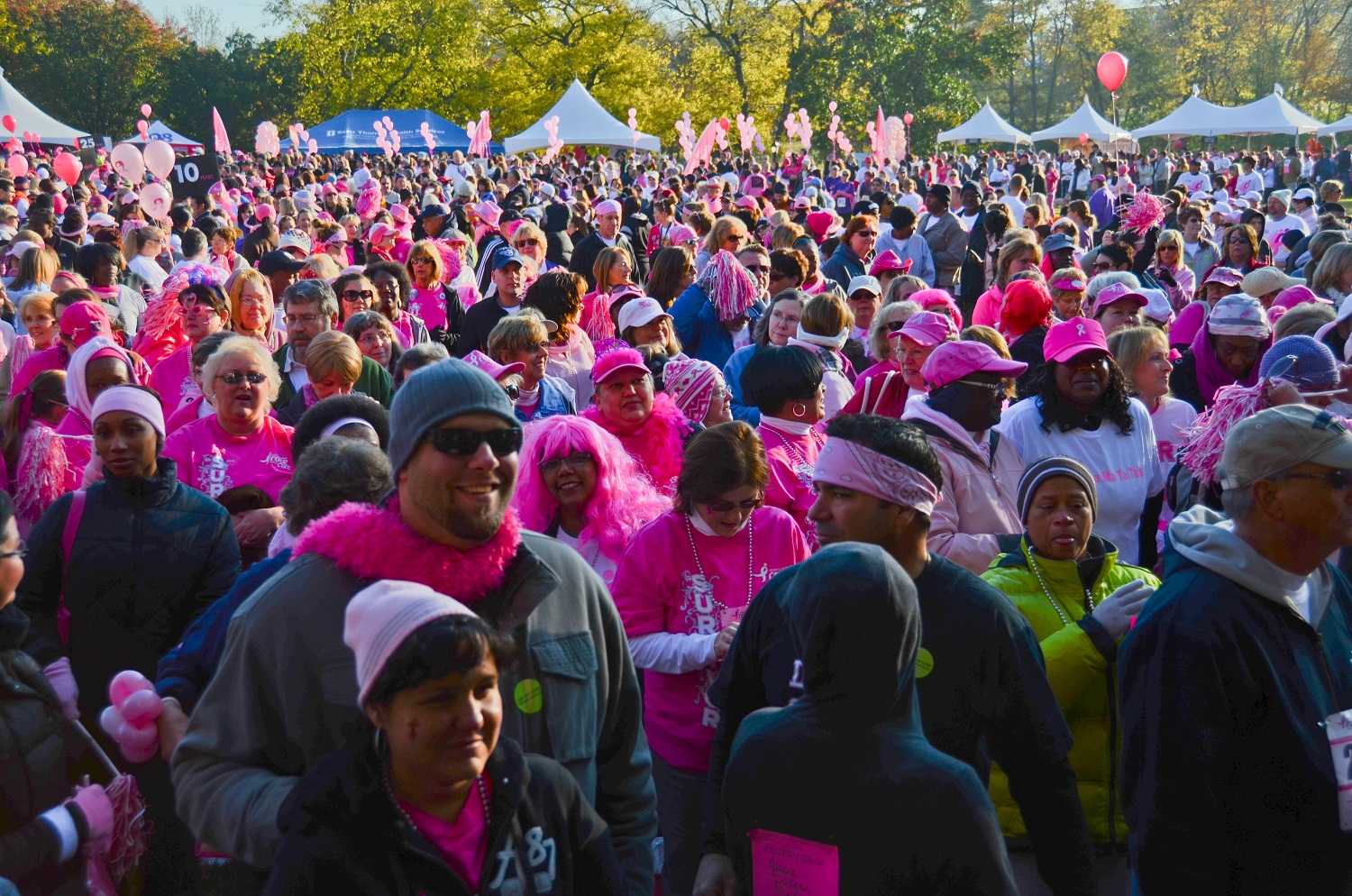 Race for the Cure Greater Nashville