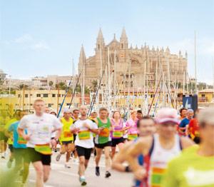 TUI Marathon Palma de Mallorca 2012