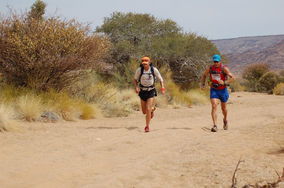 Kalahari Augrabies Extreme Marathon 2012