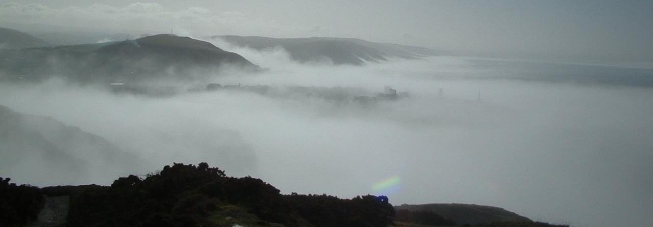 Aberystwyth Twin Peaks  Challenge - Ras Dau Gopa