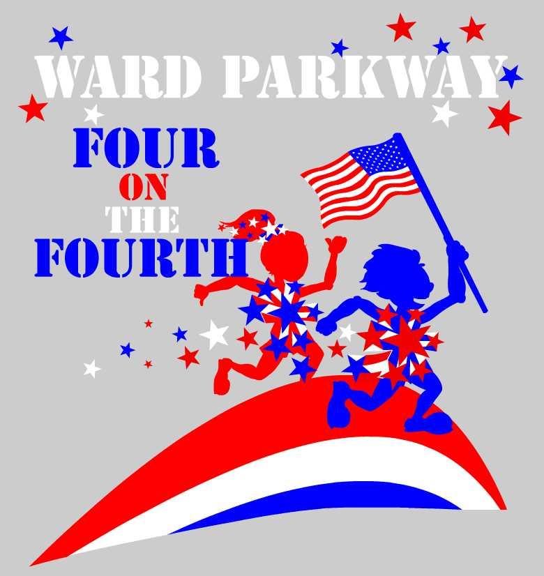 Ward Parkway Four on the Fourth Run/Walk