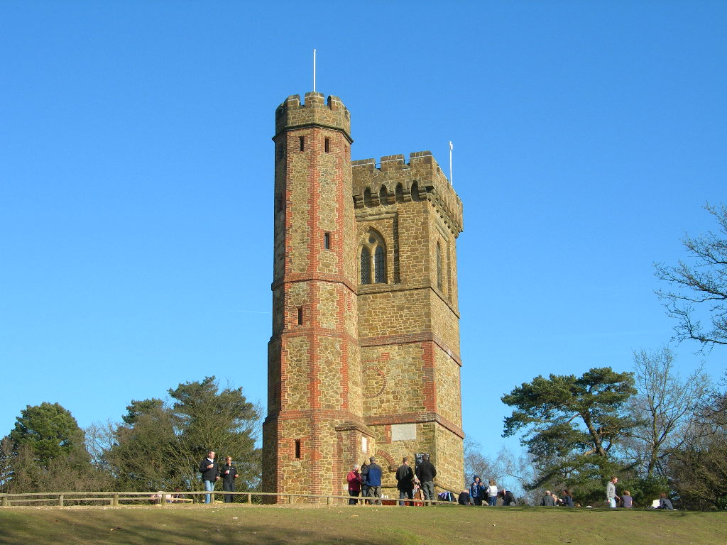 Leith Hill Action Group 10k trail run