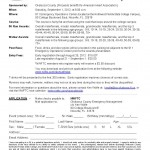 HAVE A HEART REGISTRATION FORM