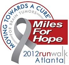Moving Toward a Cure 5K Brain Tumor Run/Walk - Atlanta 2012