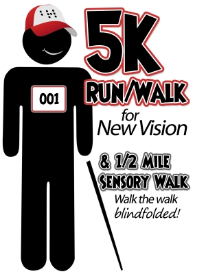 5k Run/Walk for New Vision